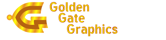 Golden Gate Graphics logo