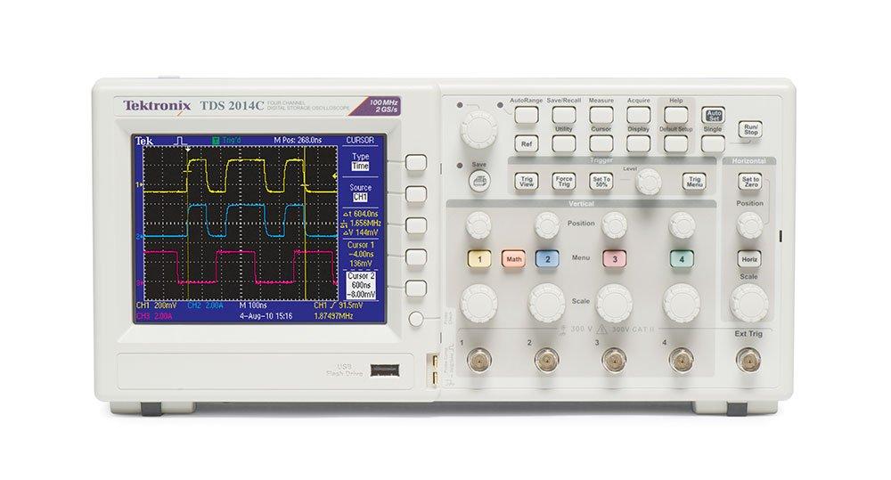 oscilloscope for comparison to reliability of PCB design services